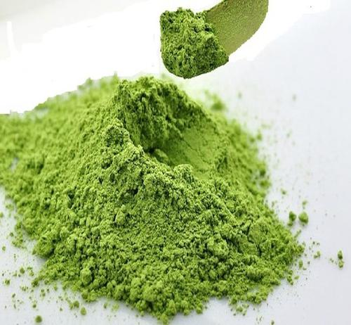 customized young organic barley grass powder  material